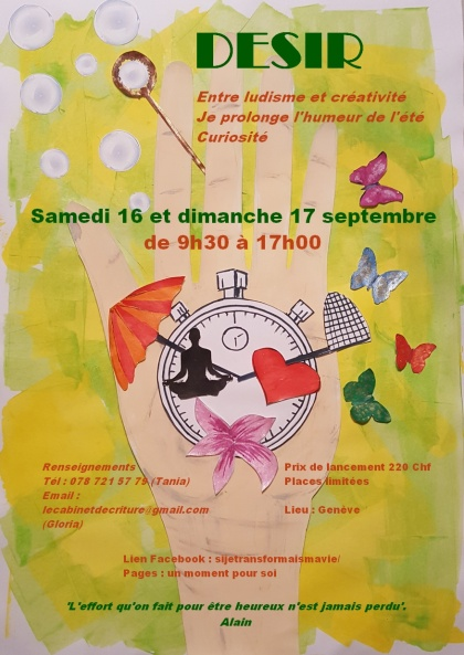 3 SEPT 17 - Flyer stage Energie de l'été 16-17 sept